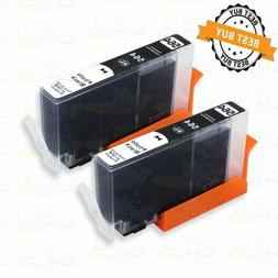2 PK Photo Black Ink For HP 564XL PhotoSmart 7510 7520 C410B