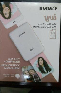 Canon Ivy Mini Mobile Photo Printer - Rose Gold