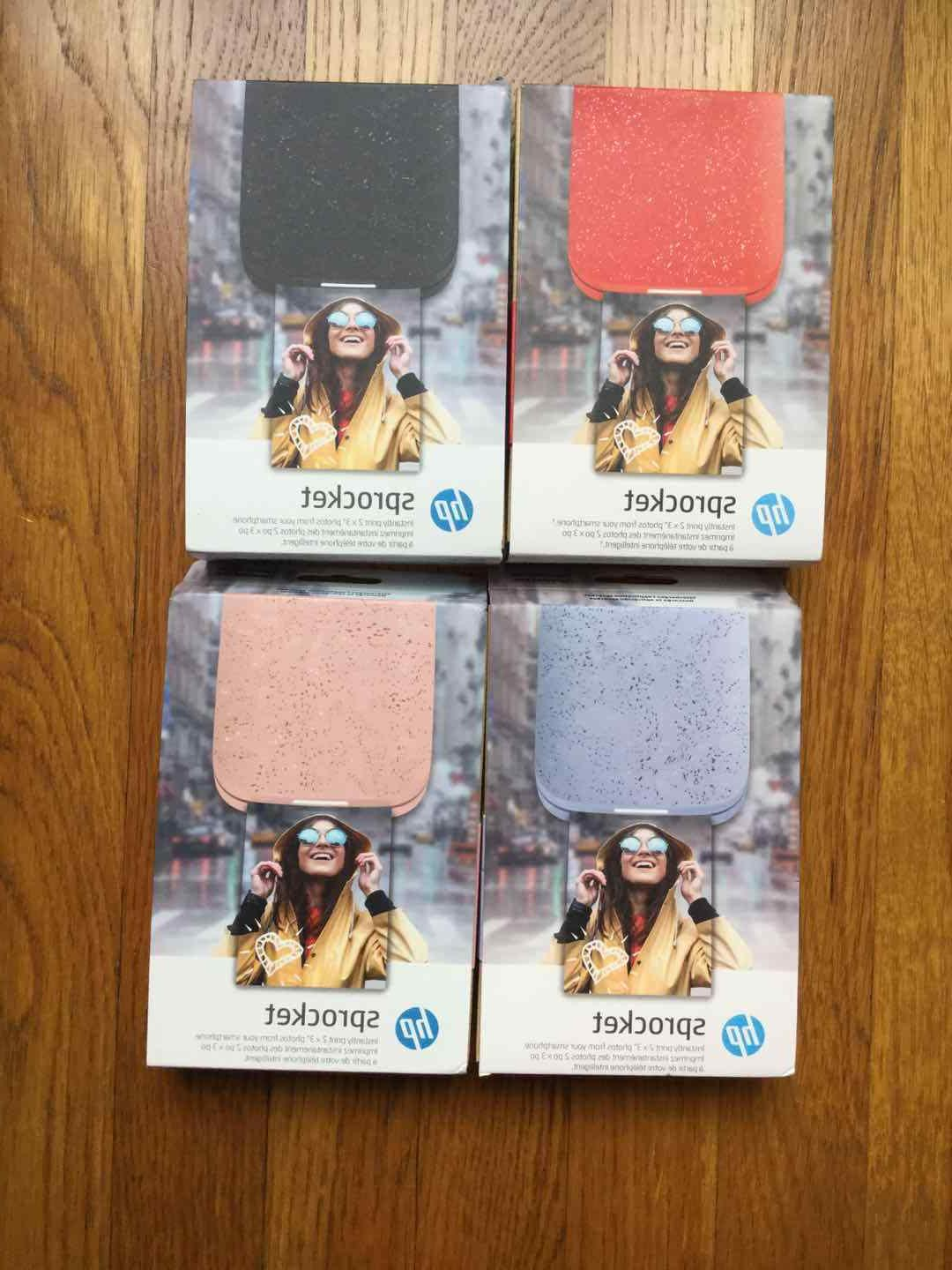 brand new sprocket 2nd edition instant photo