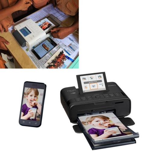 Canon Selphy Wireless Photo Ink & Paper Set + Cable