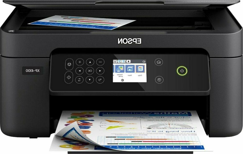 Epson Expression Home Office Wireless Printer Scanner Copier