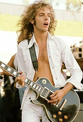 peter frampton poster 13x19 quality color photo