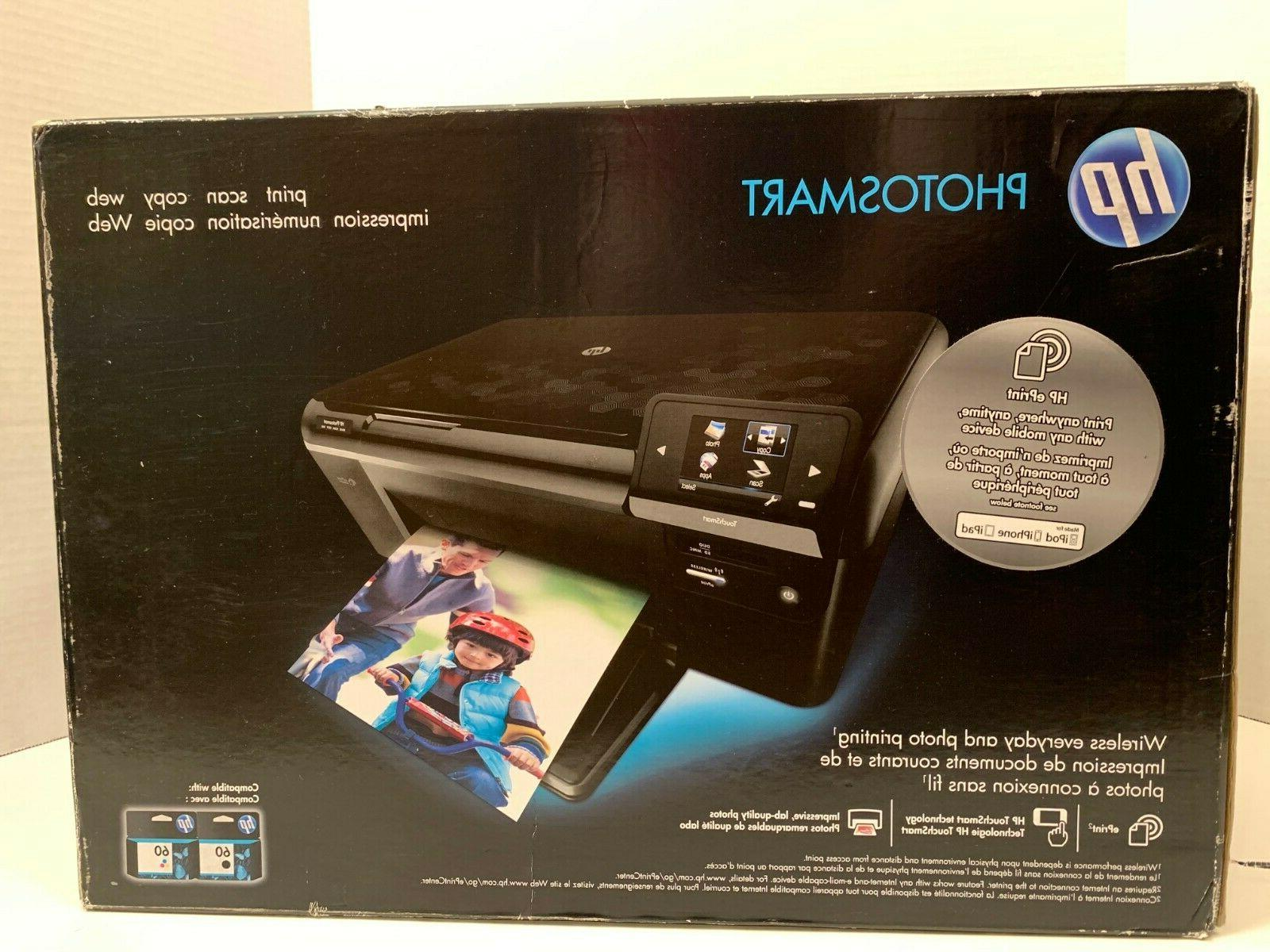 photosmart d110a all in one photo printer
