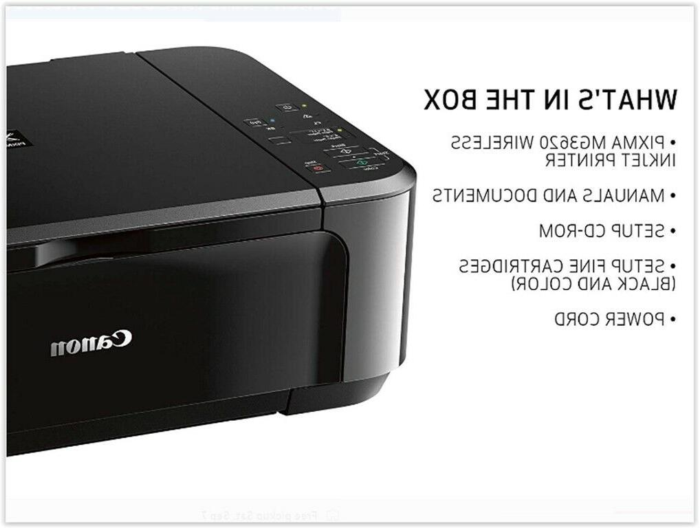 Canon PIXMA All-in-One Photo Scanner Fax Printing
