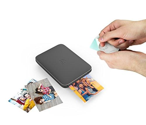 Lifeprint and Video iPhone Your Come Life w/Augmented Reality Black