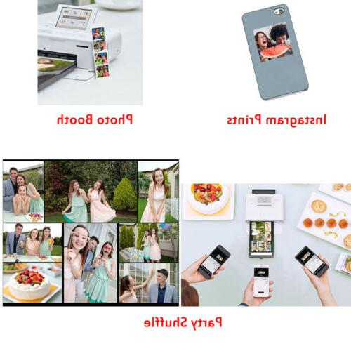 Canon Selphy CP1300 Photo + & Paper Set USB