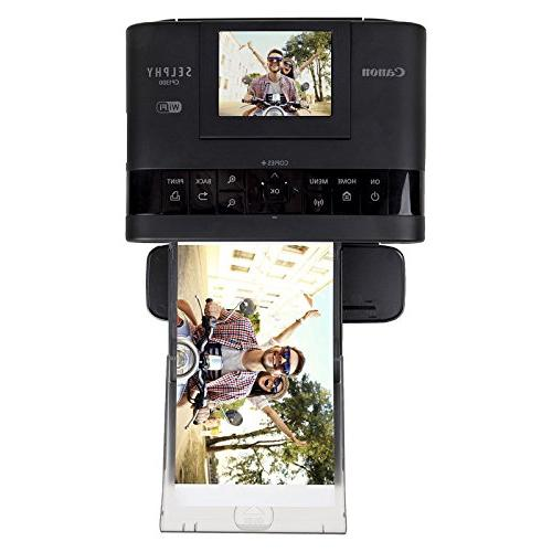 Canon Compact AirPrint Printing,