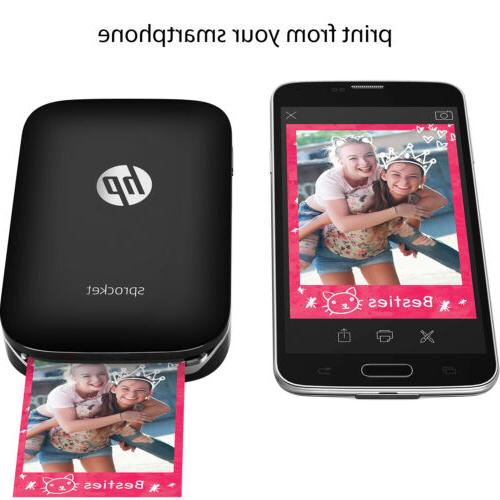 HP Photo + Photo Paper, 60 sheets Case USB Cable