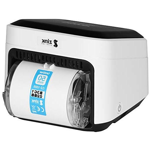 Brother VC-500W Versatile Compact Color Photo Printer with