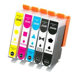 LOT New INK For HP 564XL Ink Cartridge Photosmart 6510 6520