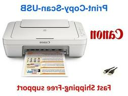 NEW Canon 2522  All-in-One printer-scan-copy+Free USB-discou
