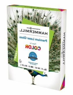 Hammermill Paper, Color Laser Gloss Poly Wrap, 32lb, 8.5 x 1