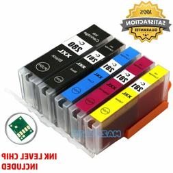 PGI-280XXL CLI-281XXL Ink Cartridges for Canon PIXMA TS6120