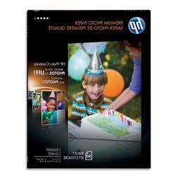 HP Premium Photo Paper, Glossy