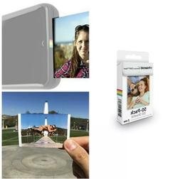 Polaroid Photo Paper Snap Instant Camera Touch Zip Printer F