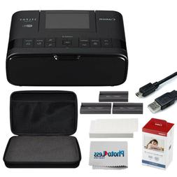 Canon SELPHY CP1300 Compact Photo Printer  + Paper & Ink Set