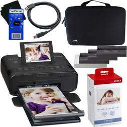 Canon Selphy CP1300 Wireless Photo Printer + Ink & Paper + H