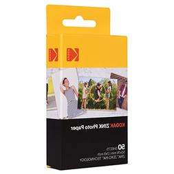 "Kodak 2x3"" Sticky-Backed ZINK Photo Paper  - Compatible With"
