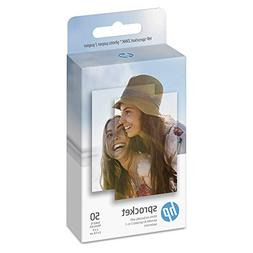 """HP ZINK  Sticky-Backed Photo Paper, 2x3"""", 50 sheets"""